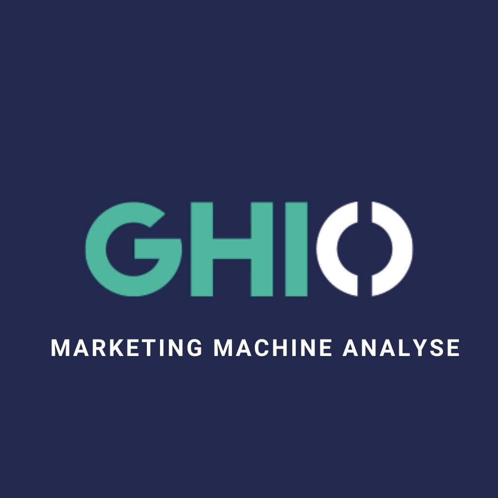 Marketing Machine Analyse